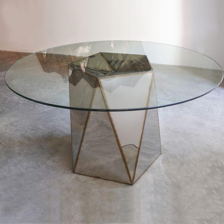 tavolo Julian Mayor Penta quadrato