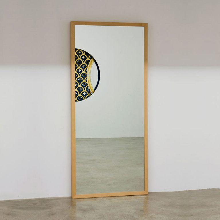 IX MIRRORS - specchio 2 foto quadrata