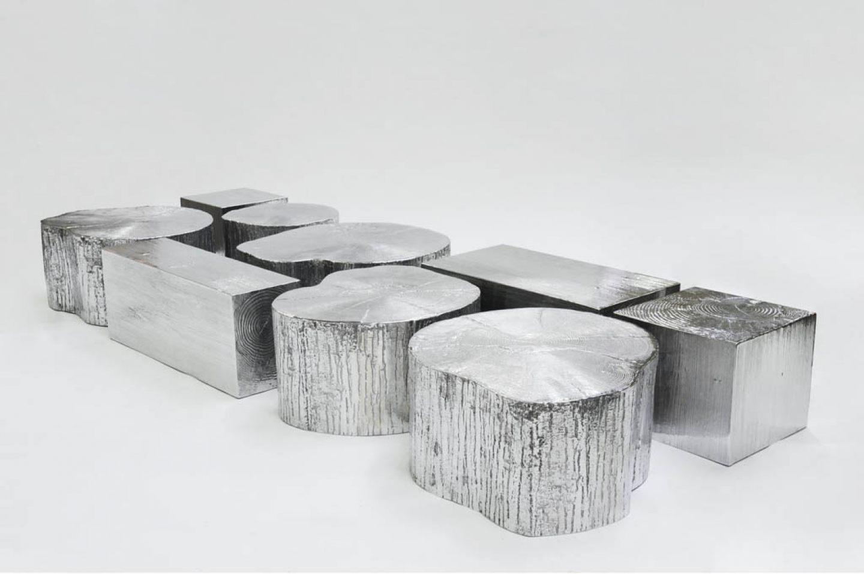 TRONCHI - low table